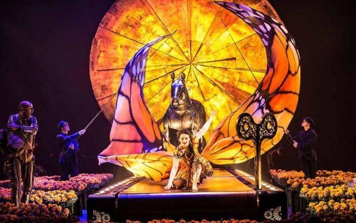 Cirque Du Soleil Letras Y Canciones